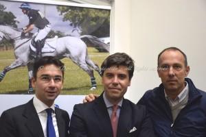 Paolo Belvederesi, Elviro Carbone, Mario Rota
