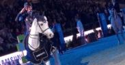 Un De Luca da urlo! Il cavaliere azzurro vince nuovamente in Coppa del Mondo a Mechelen 2