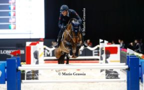 Armitages Boy… fit to compete! Lorenzo de Luca 3° nel GP di Coppa del Mondo - Leipzig 2