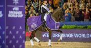 Coppa del Mondo Dressage: Isabell Werth su Weihegold intoccabile ad Amsterdam