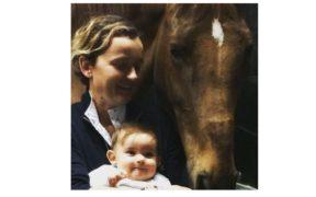 Lucia Vizzini Le Jeune tra sport e famiglia: ritratto di un'amazzone e mamma 2