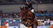 Molto bene Lucia Vizzini nella tappa elvetica di World Cup Jumping 1