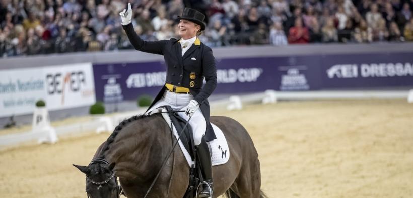 FEI Dressage World Cup di Neumünster vince la Werth, ma la Reynolds sventa la supremazia tedesca