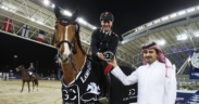 LGCT 2019, Gaudiano on fire nella 1^ tappa di Doha!