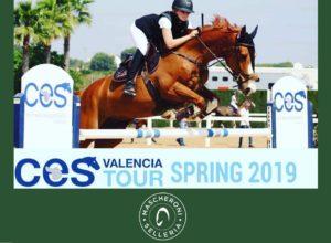 Mascheroni presente in Spagna anche a Valencia, Spring Tour 2019