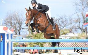 Top Jumping Horses: Hannah