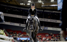 Dressage: la Werth domina nella Finale Longines FEI World Cup