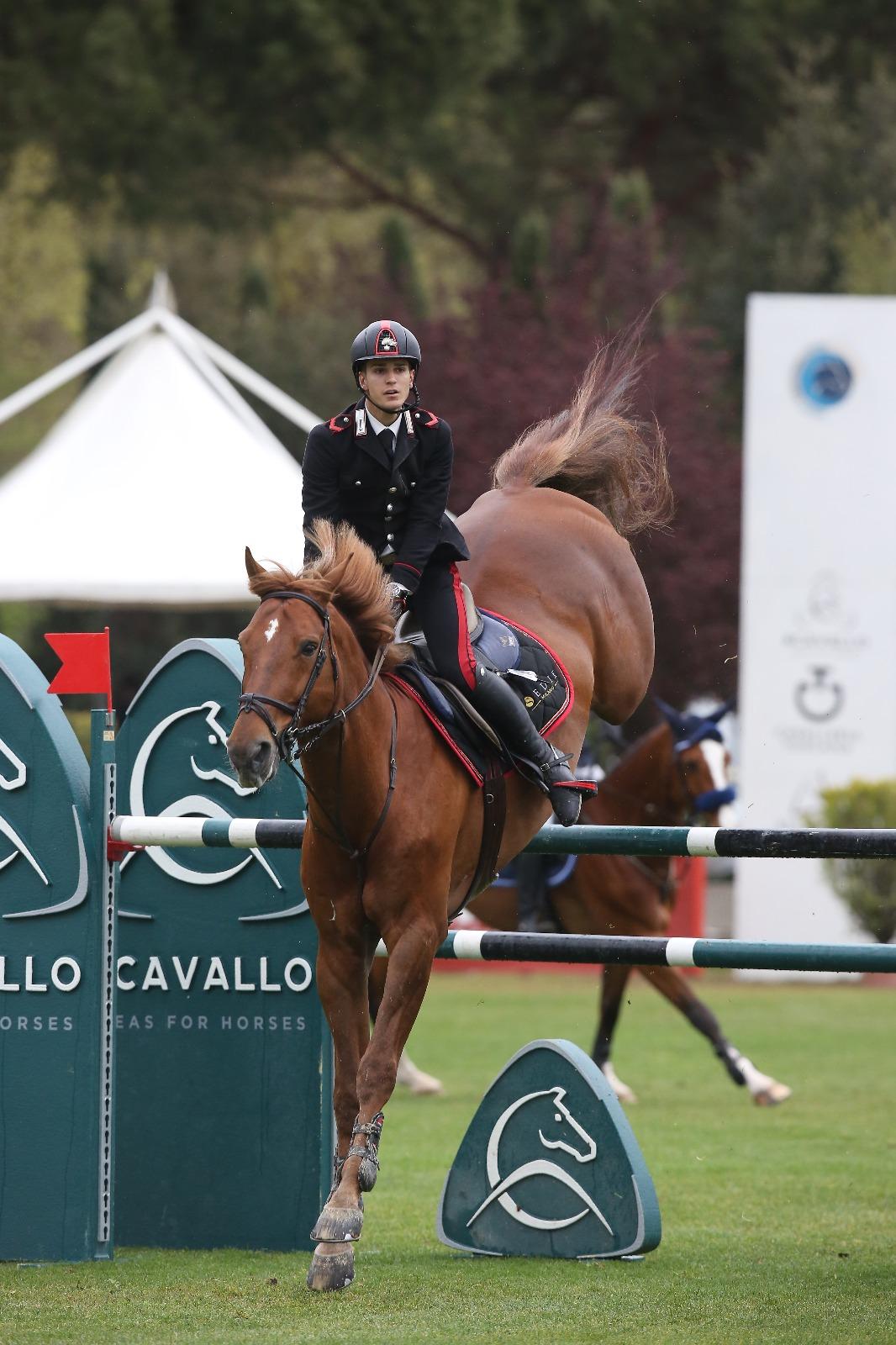Toscana Tour CSI3*, Filippo Bologni con Diplomat vince la 145 1