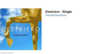 """""""Destriero"""" by Filippo Bologni Music: pre order disponibile su ITunes 1"""