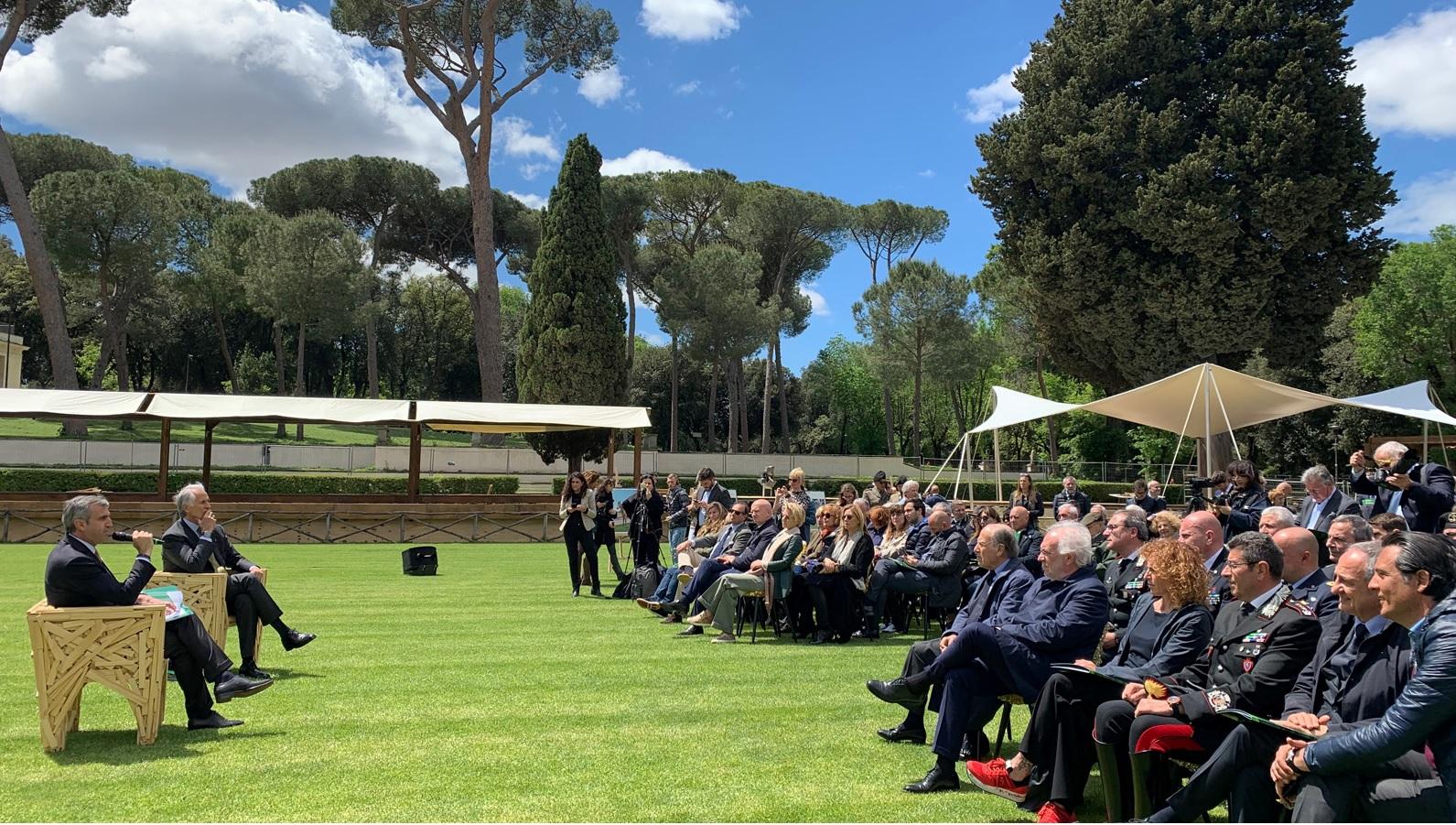 Presentata oggi l'87^ edizione dello CSIO di Roma Piazza di Siena