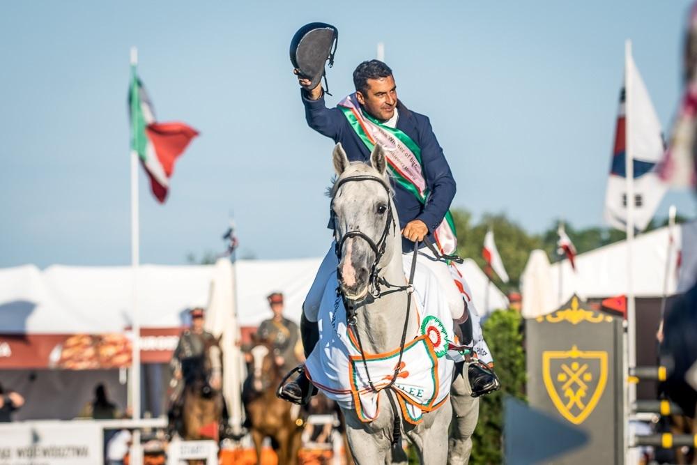 CSI4* Poznań: trionfo di Juan Carlos Garcia nella 145 Ranking