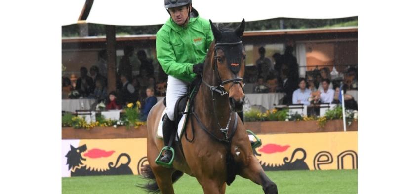 Govoni & Antonio al 2° posto della 150 dello CSIO5* di Geesteren