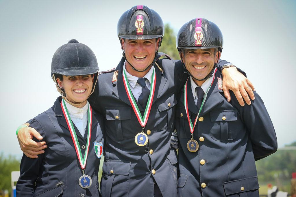L'Italia del Completo 2^ in Coppa delle Nazioni. Pietro Roman è il nuovo Campione Assoluto