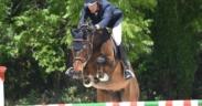 Luca Moneta è terzo nella 155 LR del 5* di Villach-Treffen !