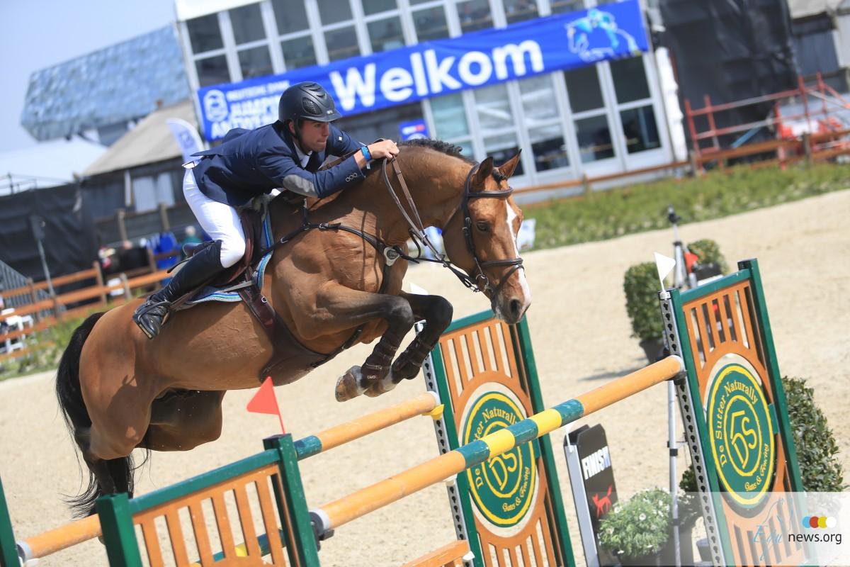 Due nuovi cavalli sotto la sella di Lorenzo de Luca
