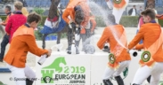 Europei Jumping, i risultati a squadre Junior e YR 6
