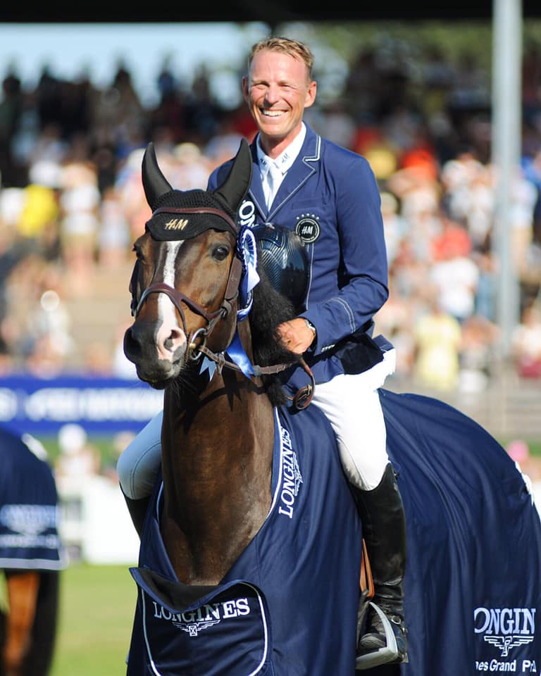 Top Jumping Horses: H&M All In