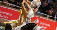 Volteggio - Aachen 2019, domina la Germania 1