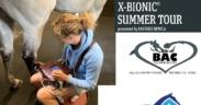 X Bionic Summer Tour 2019, BAC Technology presente! 1