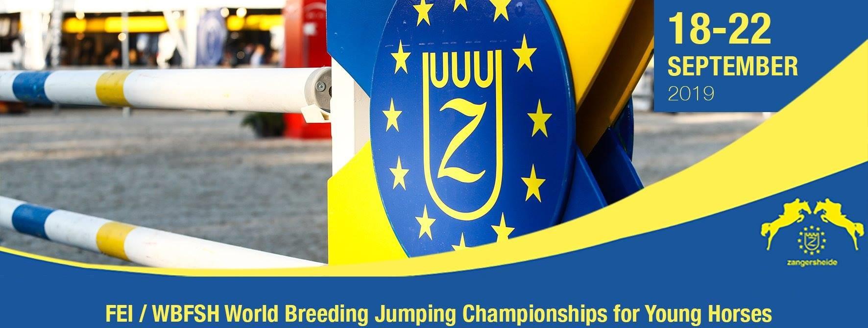 I nostri binomi ai Mondiali Young Horses di Lanaken