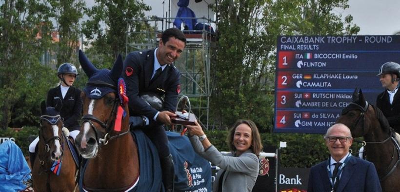 Bicocchi & Flinton firmano il Caixabank Trophy allo CSIO di Barcellona