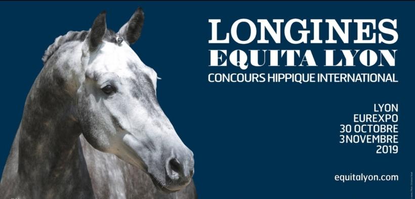 Domani inizia Equita Longines Lyon, una 5 gg di festa del cavallo