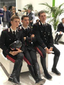 Cavalieri in divisa: sulla Sezione Equitazione del Centro Sportivo dei Carabinieri