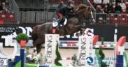 Jumping Verona, Filippo Bologni trionfa nella categoria di apertura