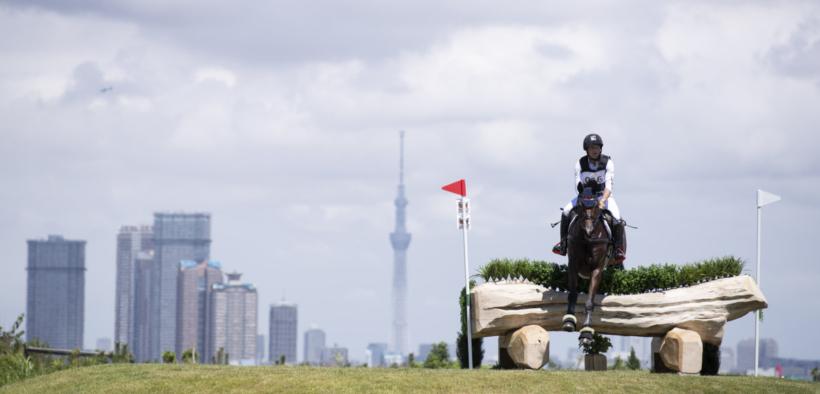La FEI pubblica i risultati del monitoraggio di cavalli atleti in trasferta a Tokyo pre Olimpiadi