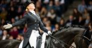 Stoccarda, Coppa del Mondo di dressage: trionfa Jessica von Bredow-Werndl