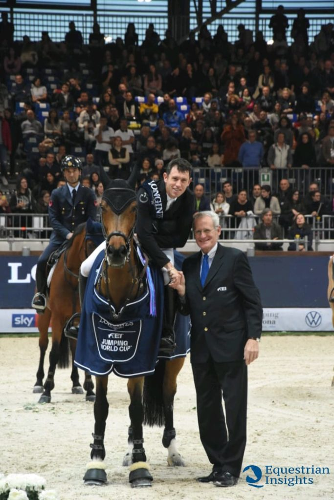 World Cup Verona, la vittoria è di Scott Brash. Super Emanuele Gaudiano