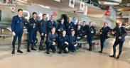 Cavalieri in divisa: sulla Sezione Sport Equestri del Centro Sportivo dell'Aeronautica Militare