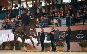 Gaudiano trionfa nel Prize Prosegur (1,50m) in Coppa del Mondo a La Coruña 1