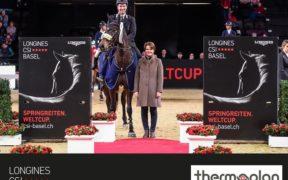 Straordinari Gaudiano e Carlotta, un'altra vittoria per loro a Basilea!
