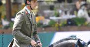Alberto Zorzi in Piazza d'Onore della Ranking Class di Oliva Nova