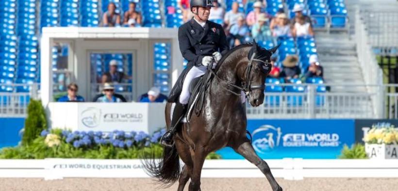 Dressage: sospeso Pierluigi Sangiorgi, cavallo positivo al doping