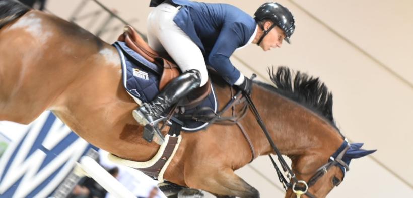 Paolo Paini e Ottava terzi nel Trofeo Emirates Equestrian and Racing Federation (CSI5*-W Sharjah)