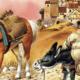 Il cavallo nelle favole di Esopo