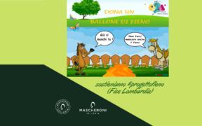 Mascheroni Selleria sostiene #progettofieno di FISE Lombardia 1