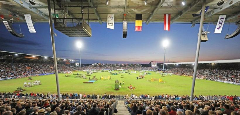Aachen, si riparte a settembre con l'International Jumping