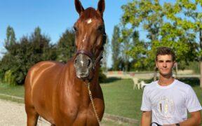 Un nuovo top cavallo sotto la sella di Filippo Bologni