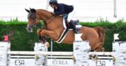 1Campionati Assoluti Safe Riding: Francesca Ciriesi in testa