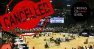 Longines FEI World Cup: cancellata la tappa elvetica 1