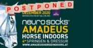 """Amadeus Horse Indoors slitta a gennaio 2021: """"vogliamo mostrare responsabilità"""""""