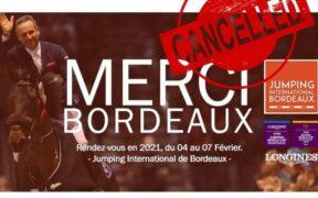 Coppa del Mondo, annullata anche la tappa di Bordeaux: cancellato il Circuito 1