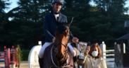 Il re Guerdat si aggiudica il Grand Prix di Gorla Minore (CSI2*). Bologni ai piedi del podio