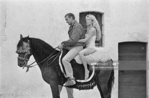 Sean Connery e la passione equestre: in memoriam