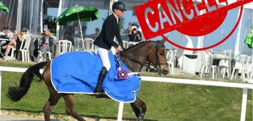 Cancellato il Circuito internazionale di Cagnes-sur-Mer