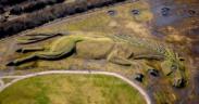 Scopriamo Sultan the Pit Pony, scultura di roccia in onore dei pony impiegati nelle miniere 3