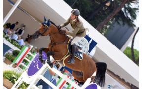 LGCT Roma: Piazza d'Onore per Alberto Zorzi nella gara di apertura del 5*